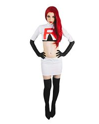 Jessie-team-rocket-cosplay-kostuem