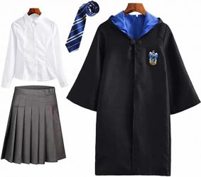 Ravenclaw Kostüm für damen harry potter
