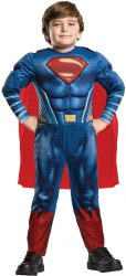 Superman Kostüm Dc Kinder